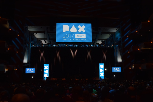 PAX Key Note Event
